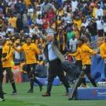 Ernst Middendorp coach coach of Kaizer Chiefs