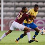 Sundowns edge Stellies to close gap on Chiefs