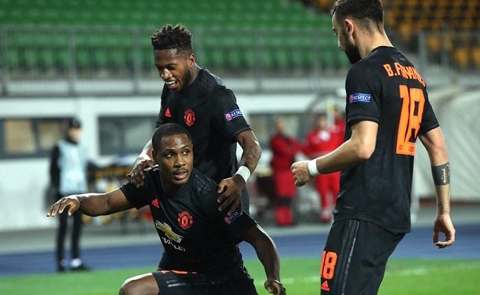 Ighalo strike helps Man United thrash LASK in Europa League