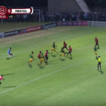 Watch: Arrows frustrate misfiring Pirates