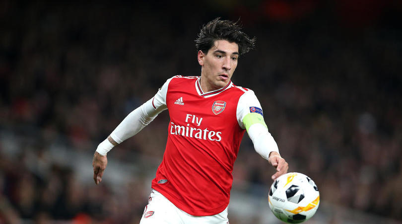 Inter favourites to sign wantaway right-back Hector Bellerin