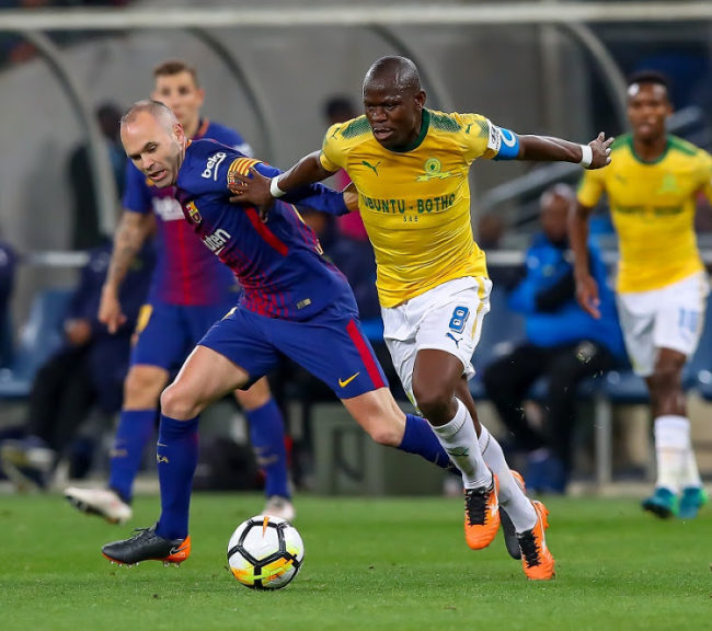 Kekana explains why he renewed his Sundowns deal