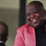Chippa United Chairman Siviwe Mpengesi