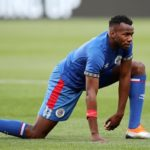 Bongani Khumalo of SuperSport United