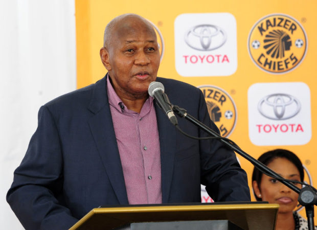 Motaung's touching tribute to Doc Khumalo's late mother