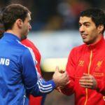 Suarez tried to deny biting Ivanovic, Carragher reveals