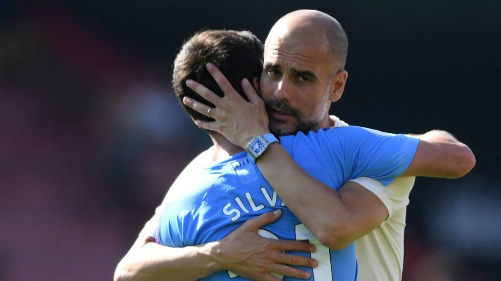 Silva uncertain about life after Man City