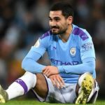Man City midfielder Ilkay Gundogan tests positive for coronavirus