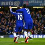 Drogba lured Hazard to the Premier League