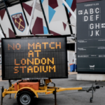 West Ham announce player wage deferrals, cuts during shutdown