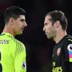 'I wasn't happy that Courtois was made No.1' – Cech