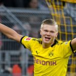 Haaland 'not surprised' to score in Dortmund's Bundesliga return