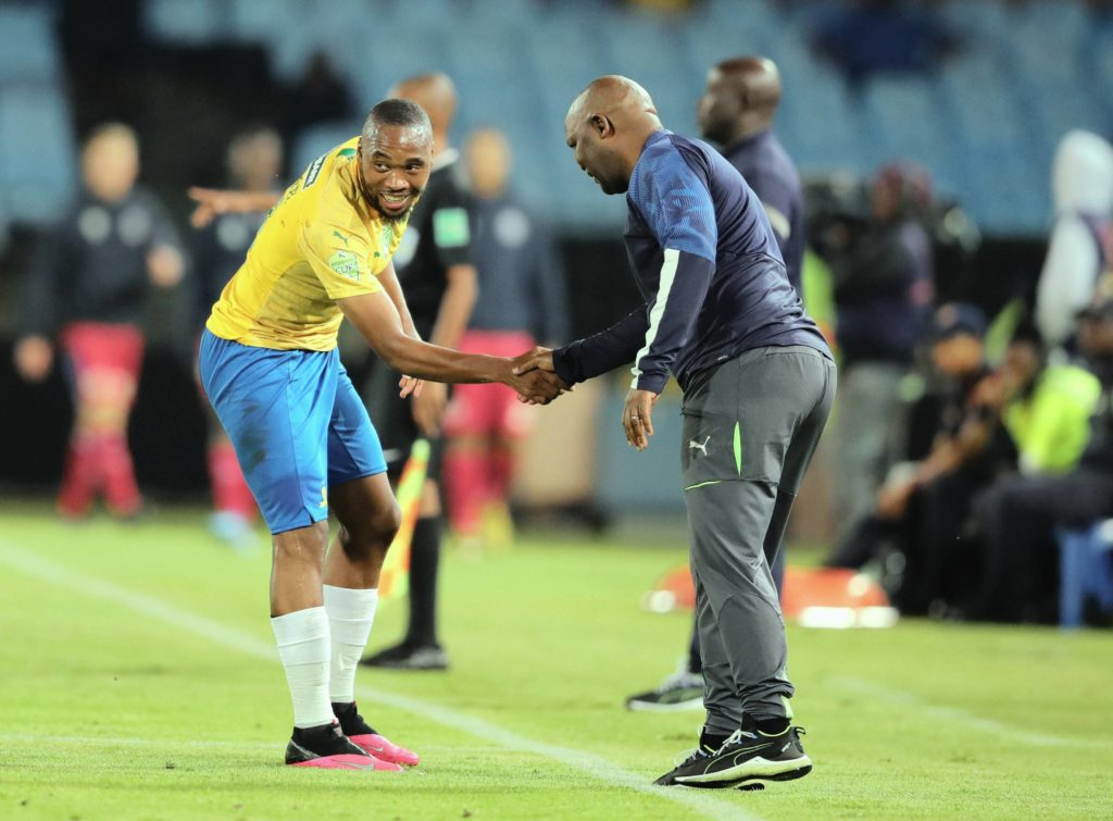 Vilakazi signs new long term deal at Sundowns