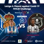 Pirates, Sociedad come together for Fifa 20 Challenge
