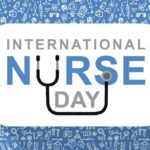 Thanking the brave frontline workers on International Nurse Day