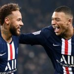 Ligue 1 and PSg stars Neymar and Mbappe