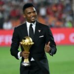 Eto'o: 2021 Afcon will be a 'beautiful party'