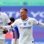 Barkley fires Chelsea into FA Cup semis