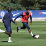 Hudson-Odoi, Kante, James fit for Chelsea's return trip to Villa