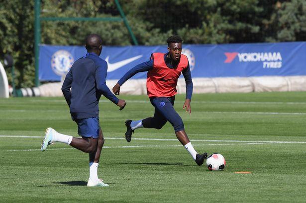 Hudson-Odoi, Kante, James fit for Chelsea's return trip to Villa