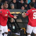 Martial learning well from Ighalo - Solskjaer