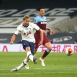 Kane on target as Spurs sink West Ham