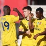 Arsenal bounce back to defeat Southampton