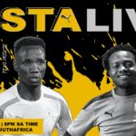 Tau chats to Modise LIVE on PUMA SA's Instagram