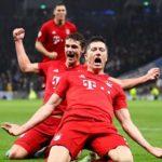 Bayern Munich Lewandowski