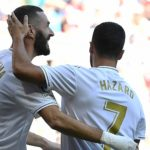 Zidane singles out Benzema, Hazard