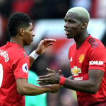 Pogba, Rashford return for Man Utd in training game