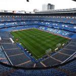 Santiago Bernabeu Real Madrid La Liga