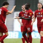Origi ends drought to secure Liverpool record