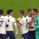 Lloris-Son fight was beautiful, claims Mourinho