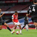 Van Djik, Alisson errors hand Arsenal victory over Liverpool