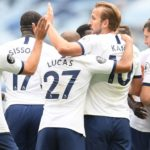 Kane hurts Leicester's top-four ambitions