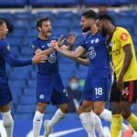 Chelsea ease past Watford as top four race intensifies