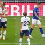 Keane own goal hands Spurs victory over Everton