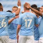 Ruthless Man City put five past Newcastle
