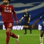 Salah double helps champions end away drought