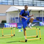 Ziyech 'can't wait' for Chelsea debut after first training session