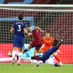 West Ham stun Chelsea in derby thriller