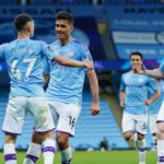 Ruthless Man City put four past champions Liverpool
