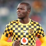 Lazalous Kambole of Kaizer Chiefs