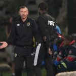 Alan Clark coach of Black Leopards