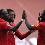 Mane on target as Liverpool bounce back