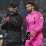 Alisson credits Klopp with revolutionising club