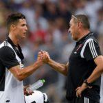 When Ronaldo smells blood, he's extraordinary - Sarri