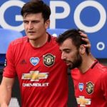Fernandes to captain Man Utd at PSG in absence of Maguire