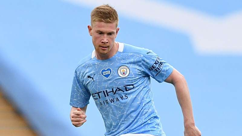 Kevin De Bruyne signs two-year contract extension with Man City